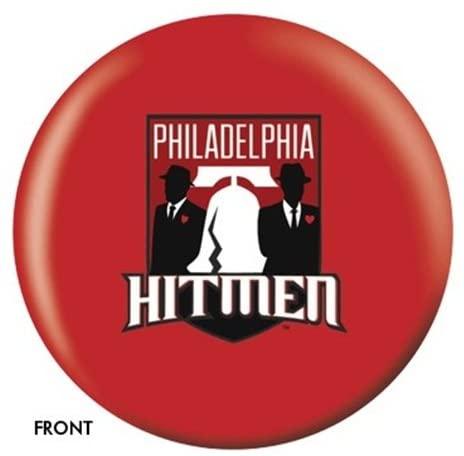 Bowlerstore Products PBA Team Philadelphia Hitmen Bowling Ball