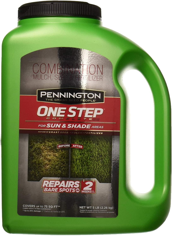 Pennington Seed 100520281 Mulch, 5 lb, Brown/A