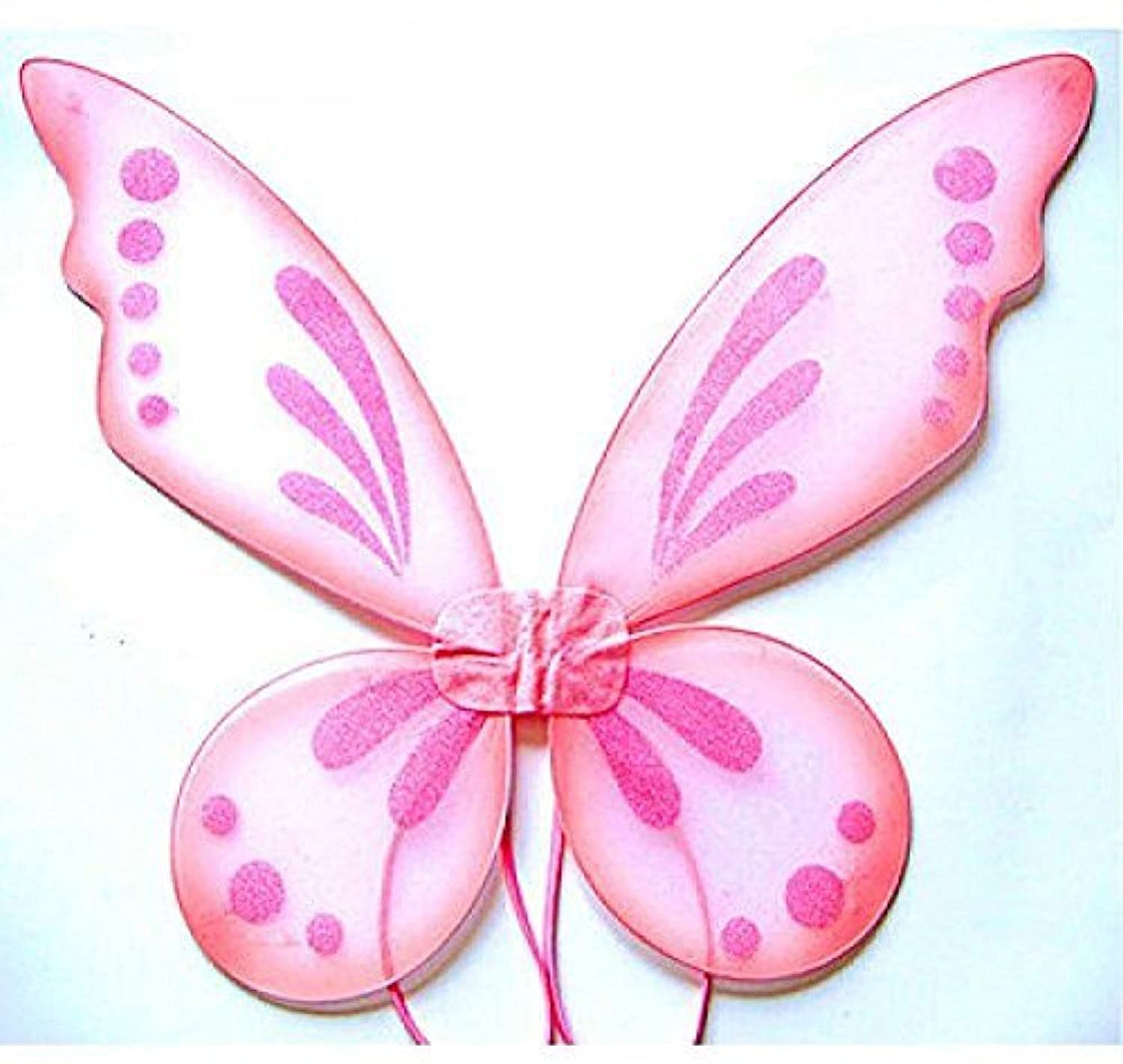 Green Pixie Tinkerbell Style Wings (PINK)