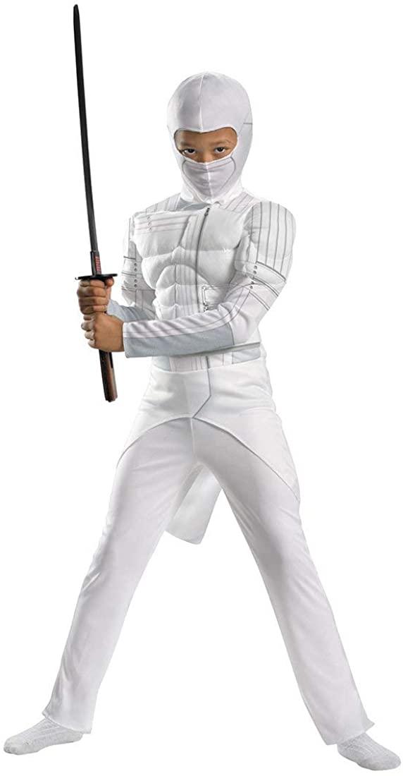 G.I. Joe Retaliation Storm Shadow Classic Muscle Chest Child Costume