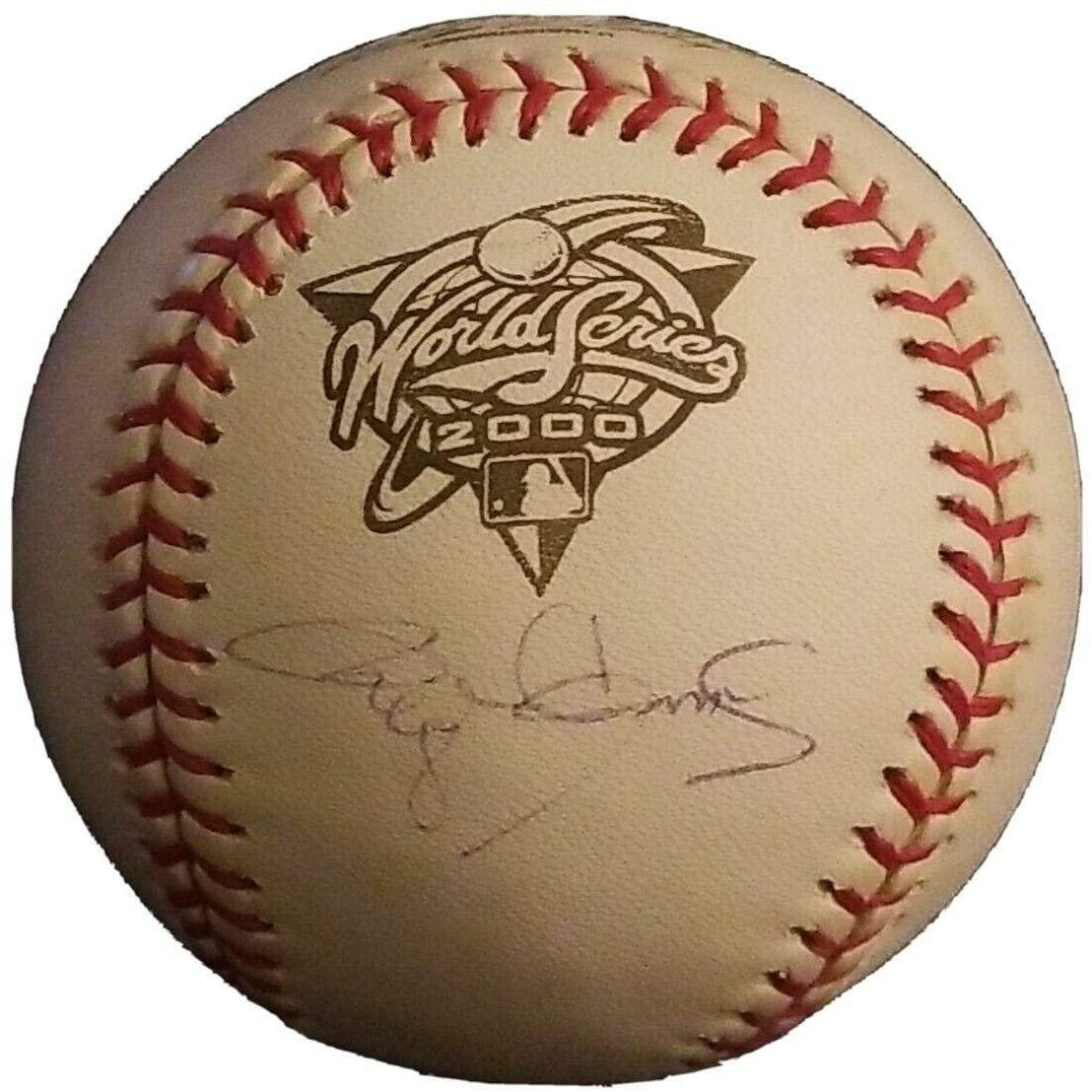 Autographed Roger Clemens Baseball - Legend Genuine Authentic - Steiner Sports Certified - Autographed Baseballs