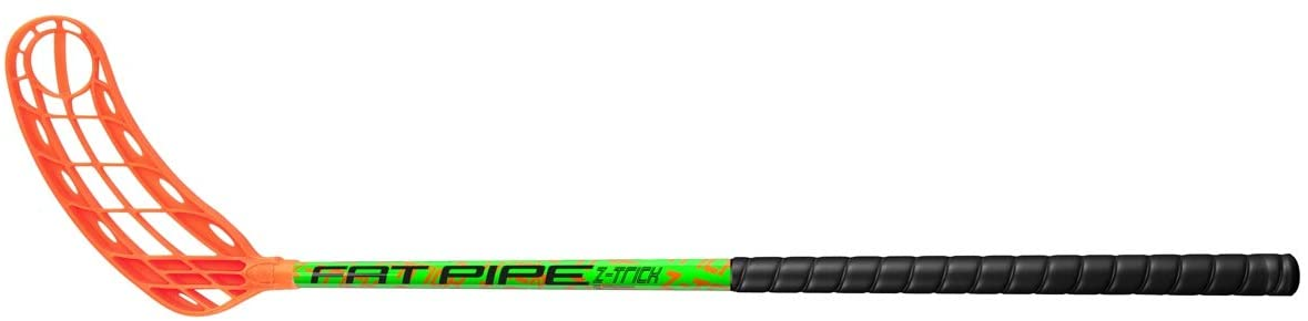 Fatpipe Z-Tricks Floorball Stick, 80 cm, Left, Black