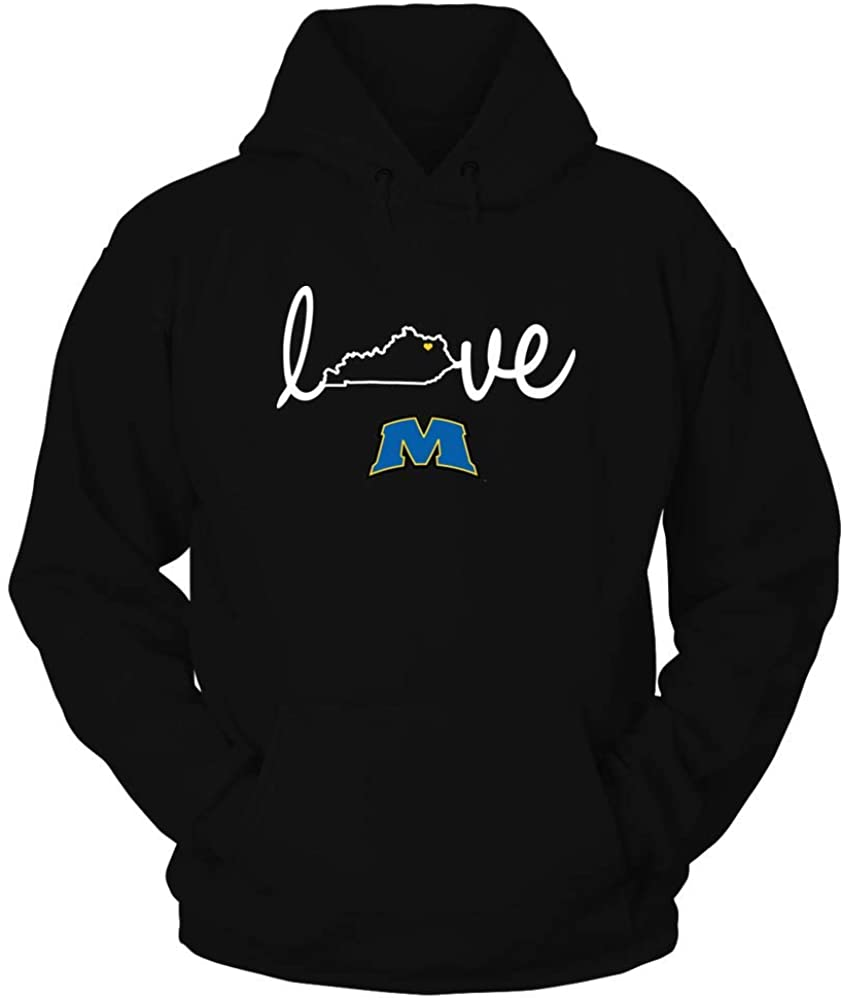 FanPrint Morehead State Eagles Hoodie - State Love