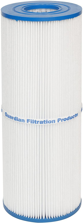 Guardian Pool/Spa Filters • Replaces Unicel C-4625 C-4326 Filbur FC237 Pleatco PRB25 • Single Cartridge 25 sq. ft.
