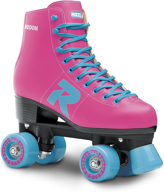 Roces 550064 Model Mazoom Roller Skate, US 5M/7W, Pink