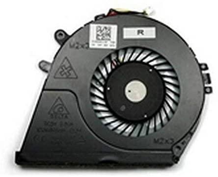 SWCCF CPU Fan for HP Envy M6-K010DX M6-K012DX M6-K015DX M6-K022DX M6-K025DX m6-k026DX M6-K054CA M6-K058CA M6-K088CA M6-K122DX M6-K125DX 14-K010US K020US K027CL K074CA K110NR K111NR K112NR 14-K120US