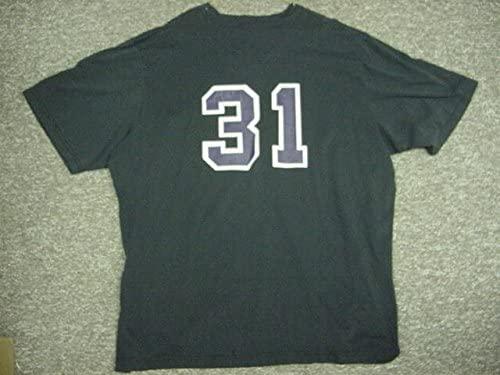Adam Keefe Utah Jazz 1994-1995 Champion Game Worn Shooting Shirt