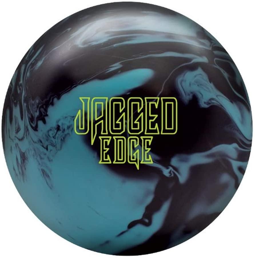 Brunswick Jagged Edge Solid Blu/Blk 11lb