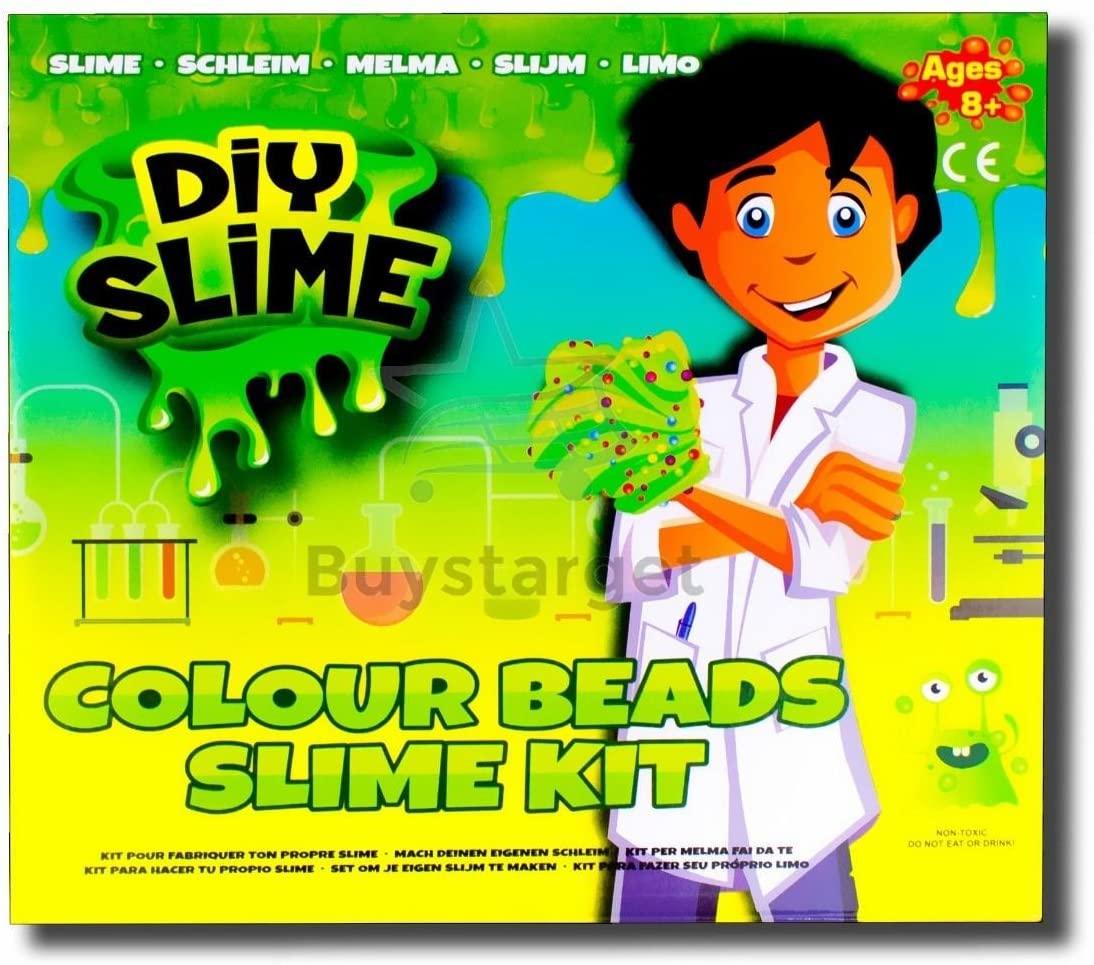 Pms International 'PMS DIY Slime Colour Beads Slime Kit