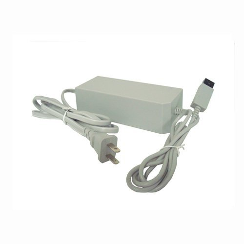 AC Adapter Replacement Power Supply Cord for Nintendo Wii