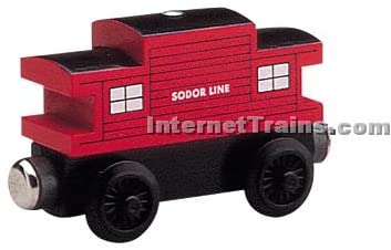 Learning Curve Thomas & Friends - Sodor Line Caboose