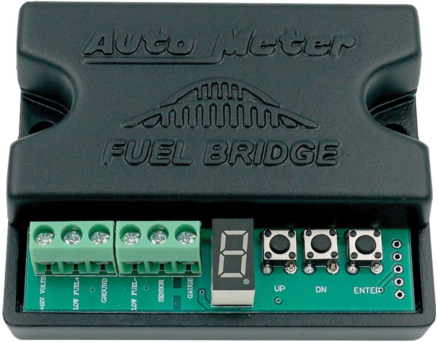 AUTO METER 9109 Fuel Bridge Sensor Adapter for AutoMeter Gauges