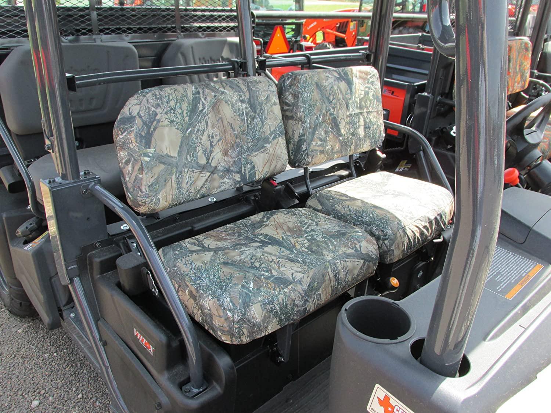 Durafit Seat Covers Kubota RTV X900, RTV X1100, RTV X1120D and 1140 Fronts New Models MC2 Camo Seat Covers