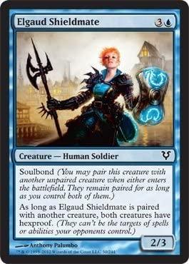 Magic: The Gathering - Elgaud Shieldmate - Avacyn Restored