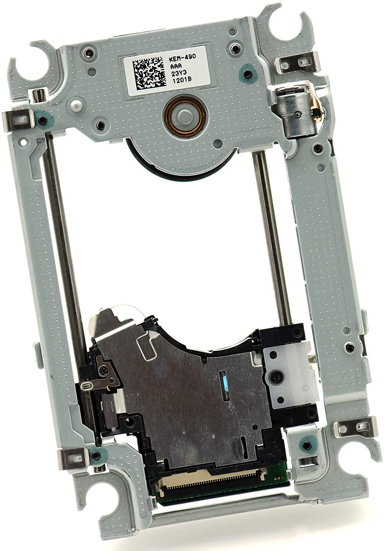 Deal4GO KES-490 Laser Lens Single Len w/Deck Replacement for Sony PS4 Slim CUH-1200 CUH-1001A CUH-10XXA CUH-11XXA CUH-11xx CUH-2000 KEM-490AAA