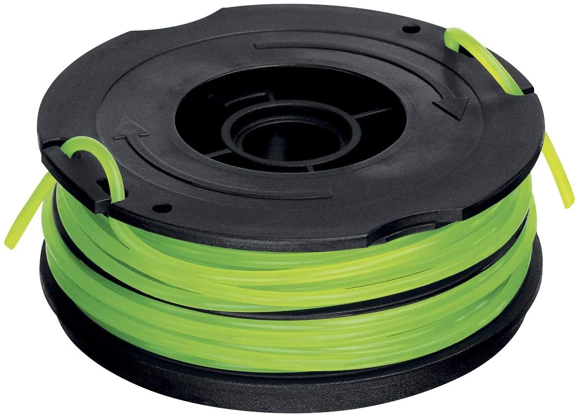 BLACK+DECKER Trimmer Line Replacement Spool, Dual Line, .080-Inch (DF-080)