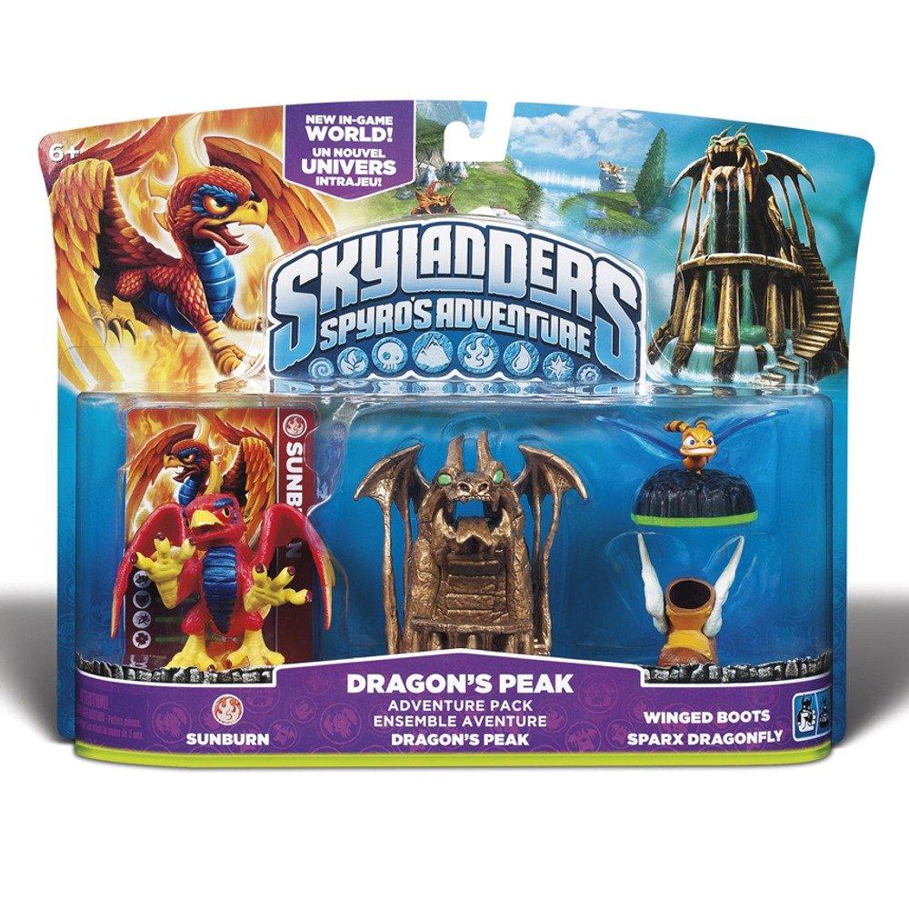 Skylanders Spyro's Adventure Pack: Dragon's Peak
