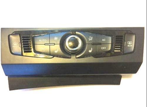 Abssrsautomotive AC CLIMATE CONTROL UNIT For AUDI A4 A5 2013-17 8K1820043R