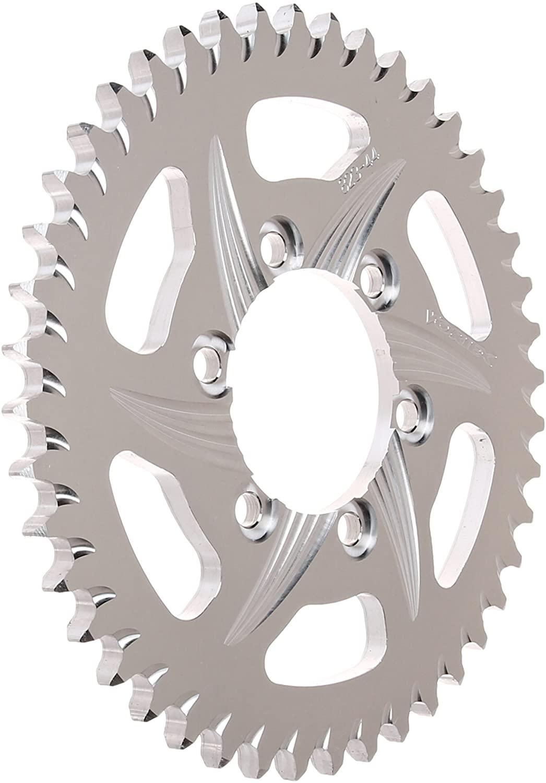 Vortex 823-44 Silver 44-Tooth 530-Pitch Rear Sprocket