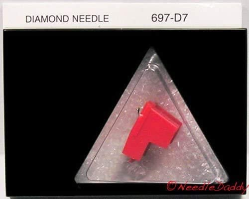 TURNTABLE RECORD PLAYER NEEDLE for Sony PS-T1 PS-T3 PS-T15 PS-T20 PS-T25 206-D6C