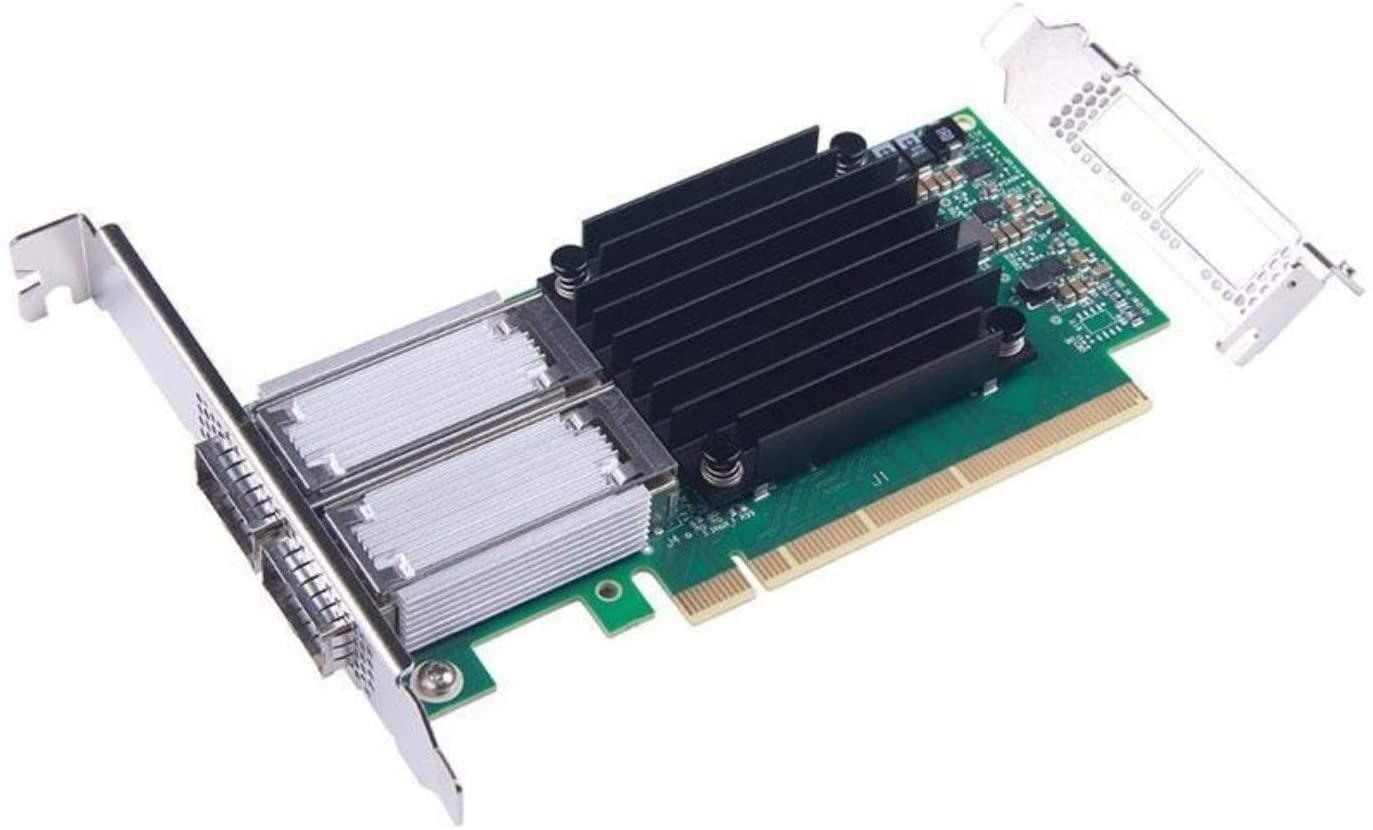 Mellanox MCX456A-ECAT Connectx-4 Vpi Network Adapter PCI Express 3.0 X16 100 Gigabit Ethernet