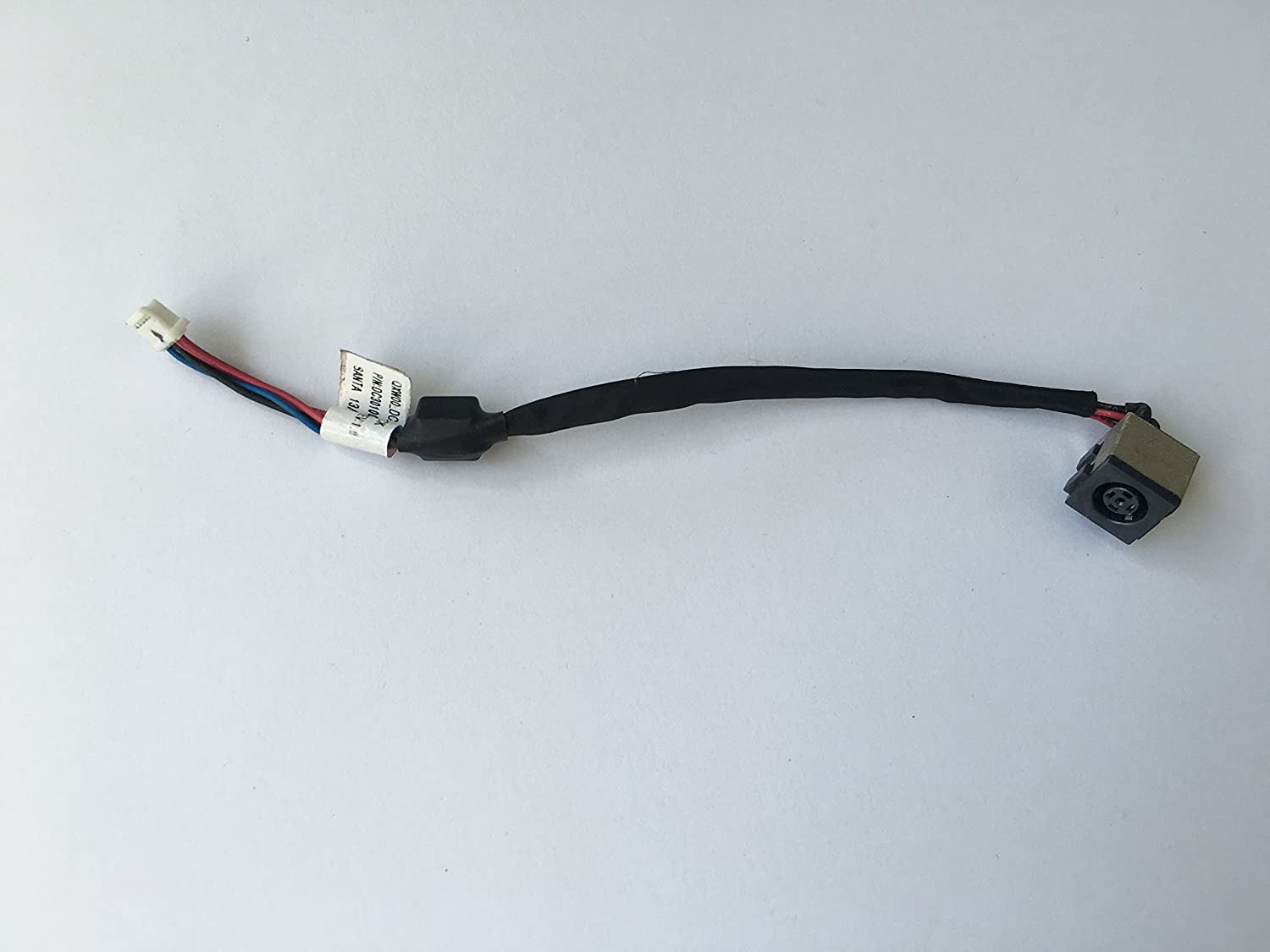 DC-IN Jack for Dell Latitude E5530 171XT, Power Jack Harness Port Connector Socket with Wire Cable