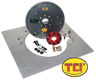 TCI 149280 GM Transmission to Chrysler 383/426/440 8-Hole Crank Adapter Kit
