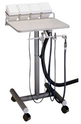 Beaverstate Assistant's Dental Cart with Vacuum A-4550