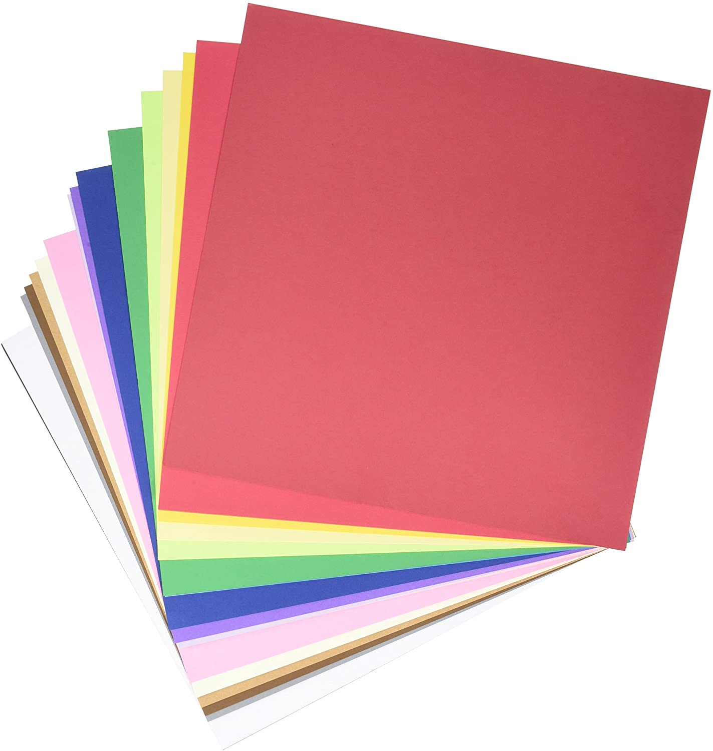 Darice Core'dinations Value Pack Cardstock, 12 by 12-Inch, World Tour