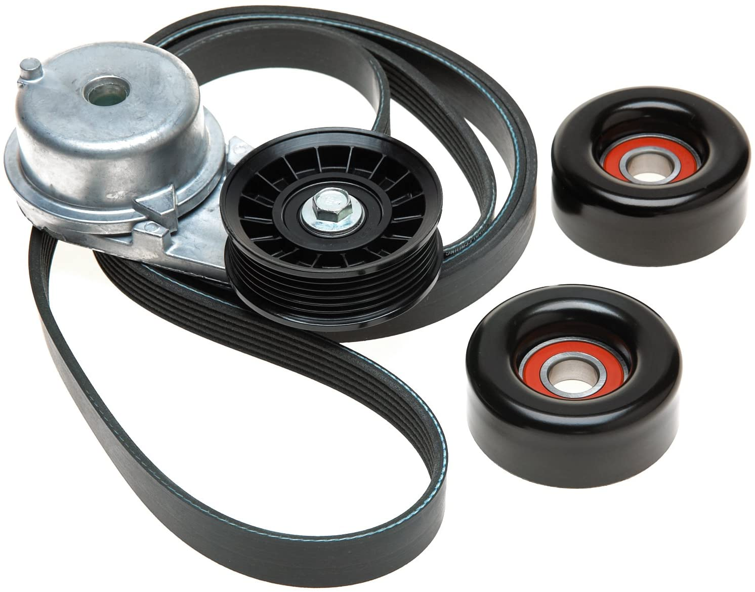 ACDelco ACK060868 Professional Accessory Belt Drive System Tensioner Kit