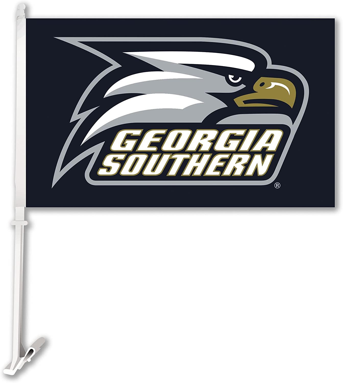 NCAA Georgia Southern Eagles 2-Sided Car Flag