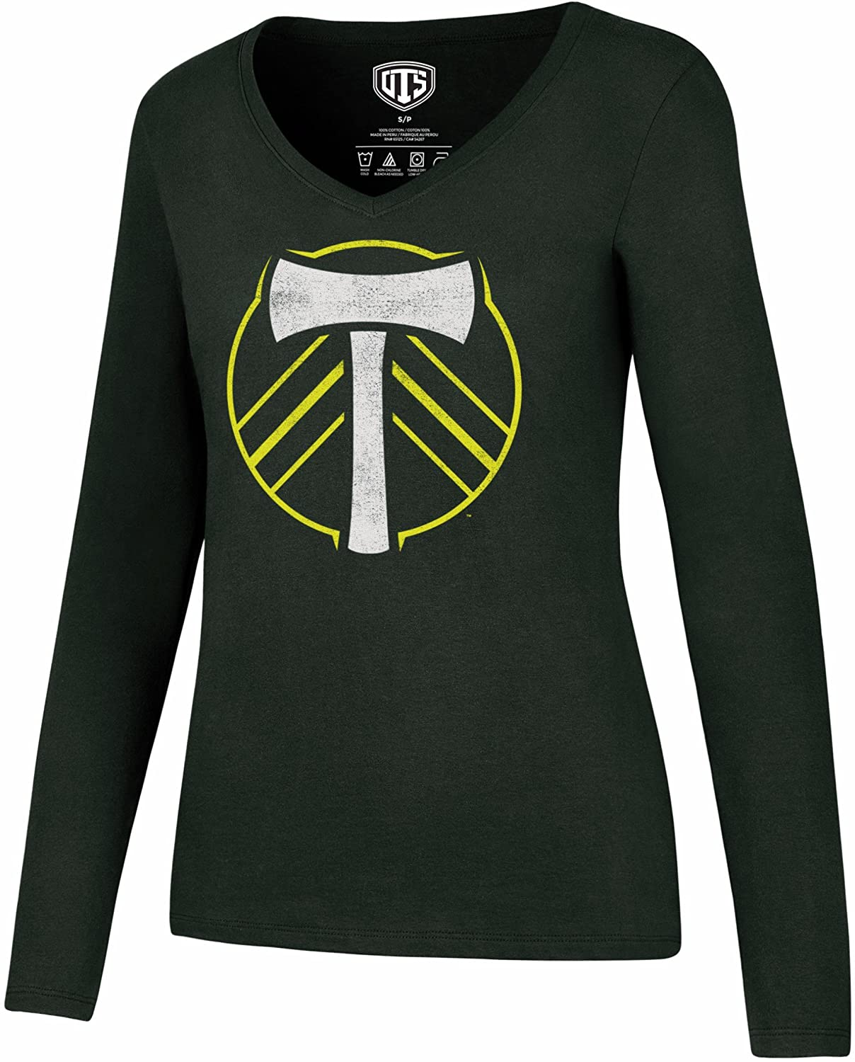 OTS MLS Womens Rival Long Sleeve Tee