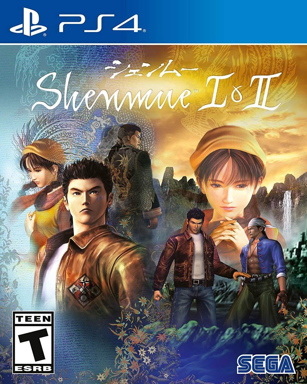 Shenmue I & II - PlayStation 4