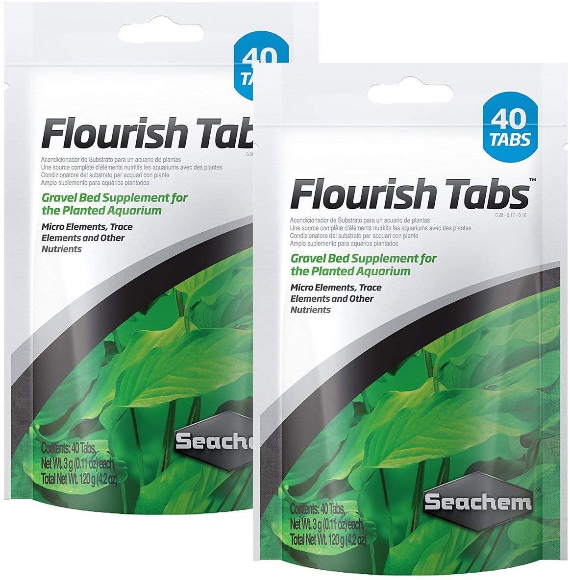 Seachem Flourish Tabs 80 Count