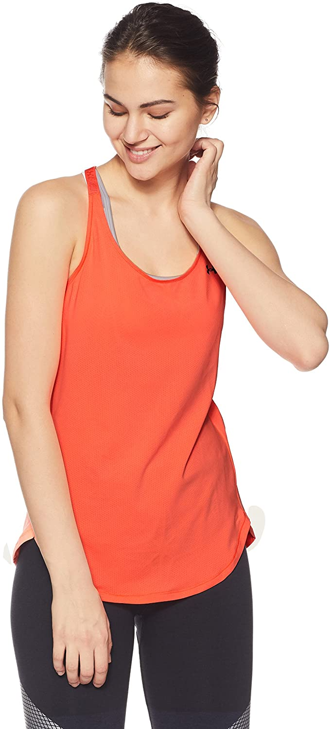 Under Armour Women's Heatgear Coolswitch Tank Top