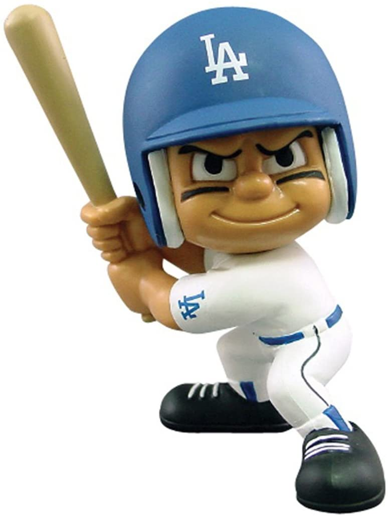 Party Animal Toys Lil Teammates Los Angeles Dodgers Batter MLB Figurines