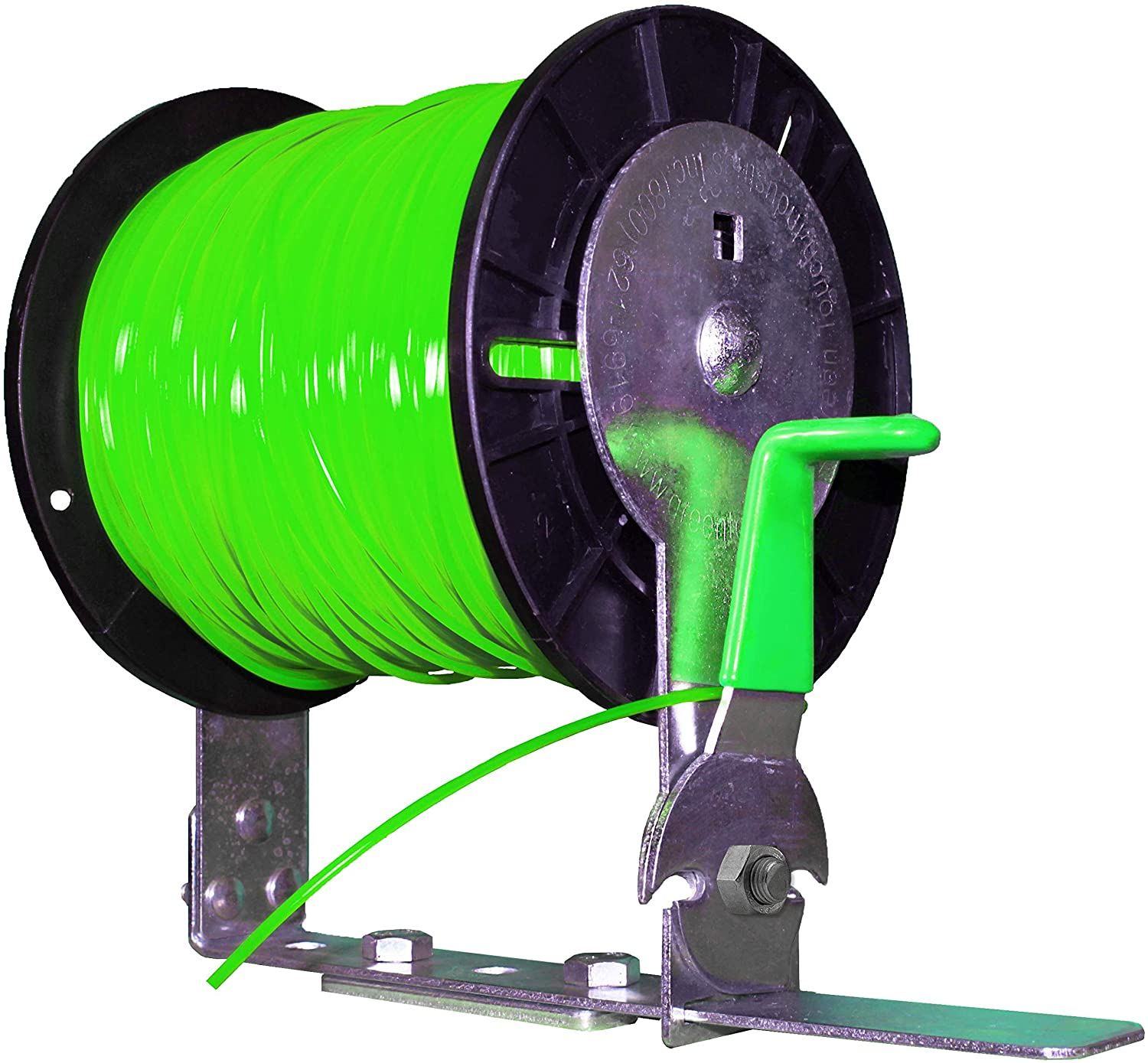 Green Touch Industries Line Spool Rack w/Built On Cutter (Item#: XD105)