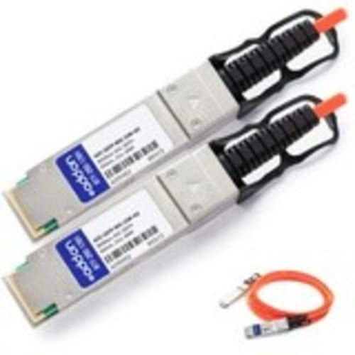 AddOn 40Gbase-AOC Direct Attach Cable - 49 ft (AOC-QSFP-40G-15M-AO)