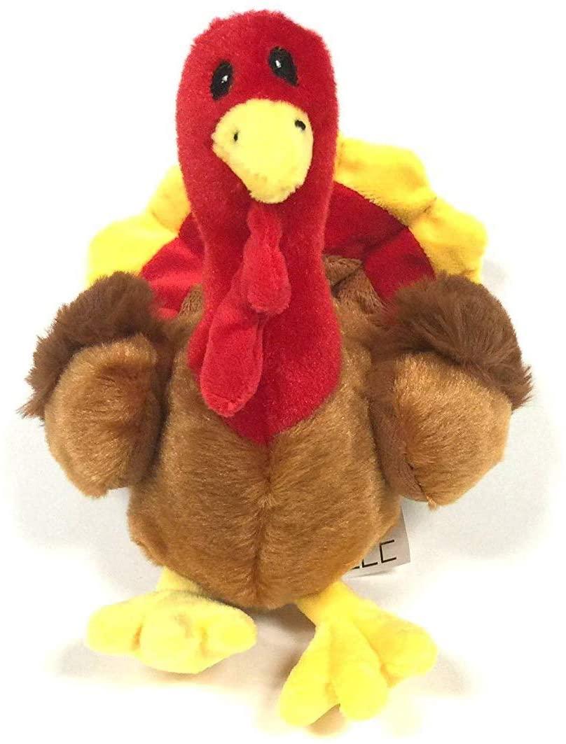 Midlee Turkey Dog Toy
