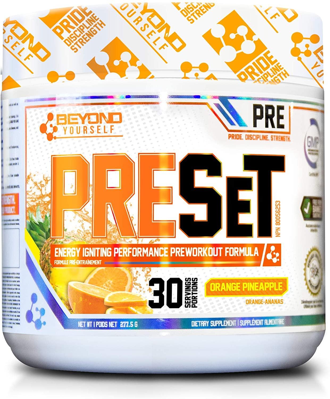 PreSet (Orange Pineapple)