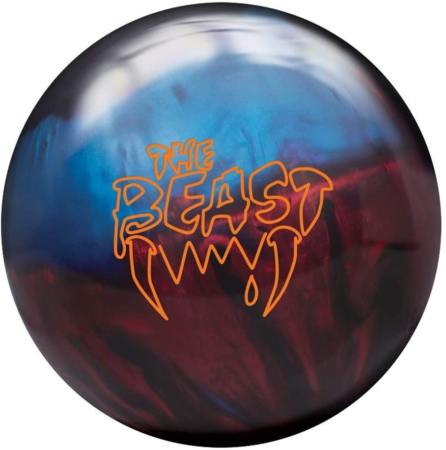 Columbia 300 The Beast Bowling Ball- Blue/Red/Black 14