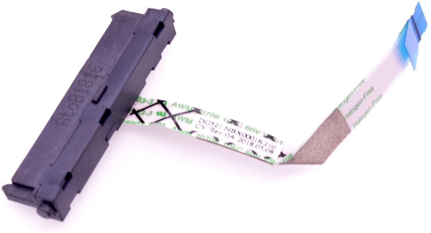 Deal4GO SATA Hard Drive Cable SSD HDD Cable for Lenovo Ideapad 320-15 320-15IAP 320-15IKB 320-15ABR 330-15IKB 520-15ikb 80XS 80XR NBX0001K210