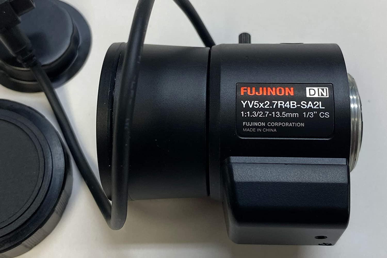 2.7-13.5mm 1/3 Auto-iris Varifocal Lens Cs-Mount DC Drive for CCTV Security Camera 1/3 Inch F1.4