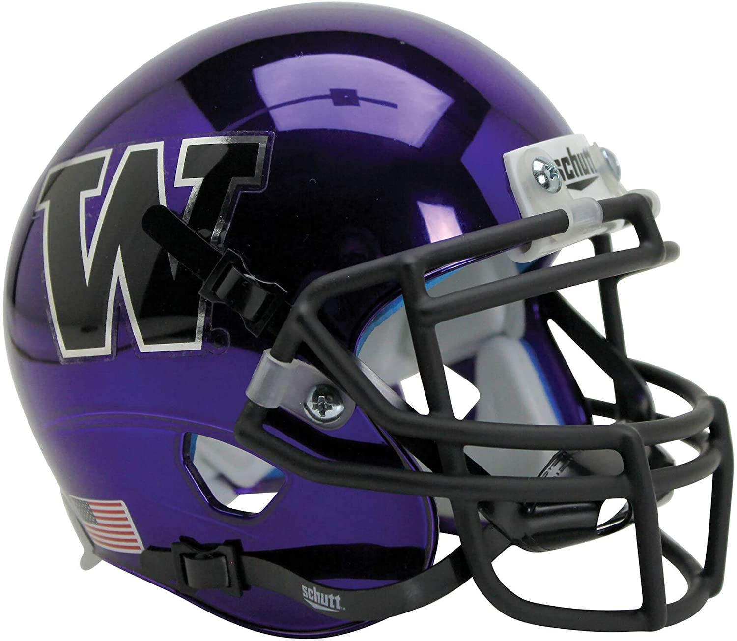 Schutt NCAA Washington Huskies Collectible On-Field Authentic Football Helmet