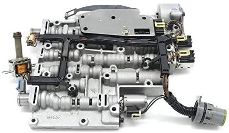 4L60E/4L65E Rebuilt Valve Body Plate and Harness Compatible with Chevy GMC 1996-2006 P1870