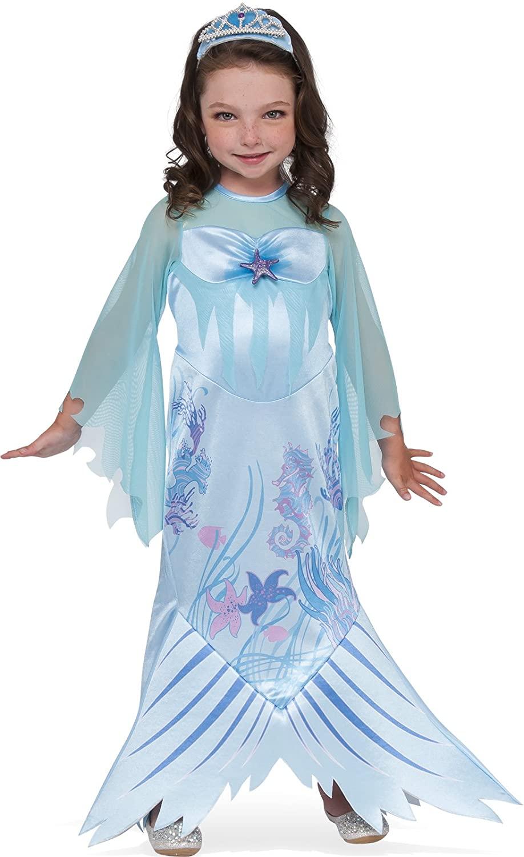 Rubies Costume Childs Mystical Mermaid Costume, Medium, Multicolor
