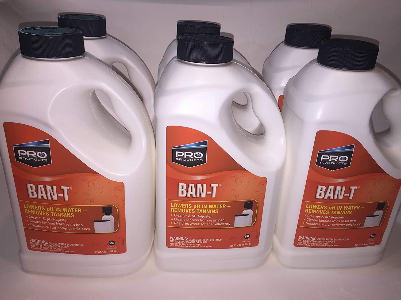 Pro Ban T Citric Acid (6 - 4 lbs. Bottles) CASE