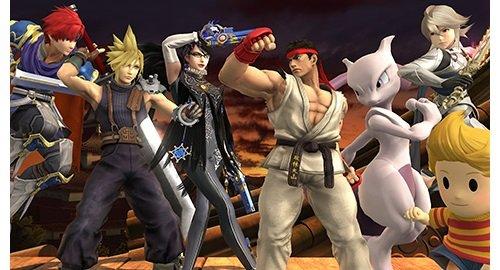 Super Smash Bros. All-in-One Fighter Bundle - Wii U [Digital Code]