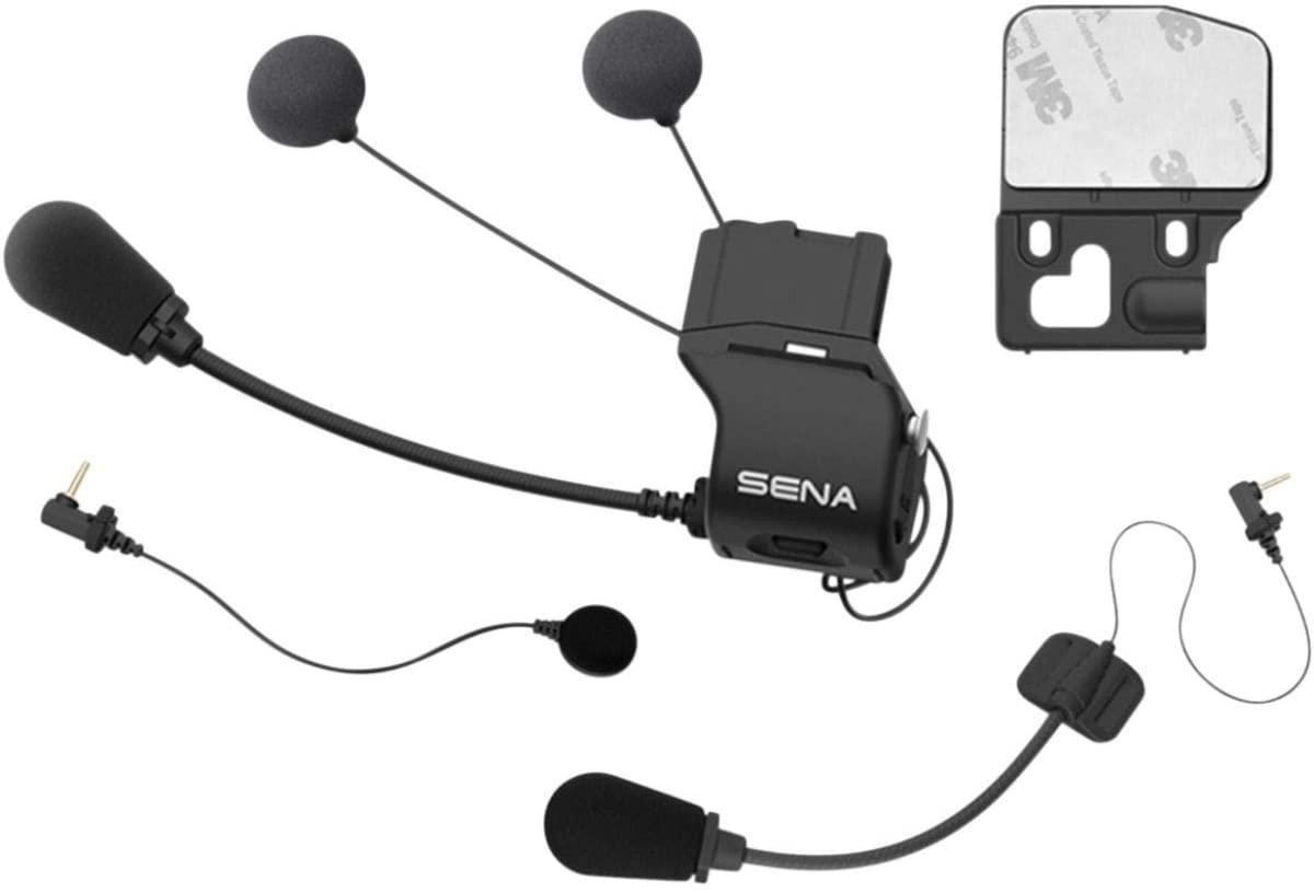 Sena Universal Clamp Kit with Slim Speakers Helmet Accessories