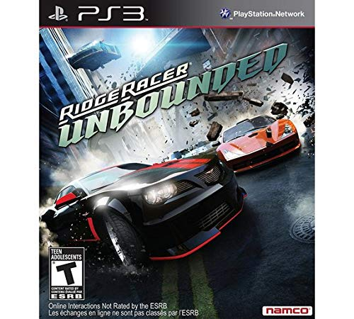 Ridge Racer Unbounded (PS3) (PS3)